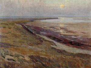 Mondaufgang (Insel Sylt) ⋅ 1930 Image