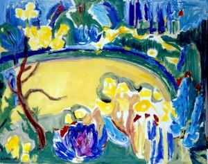 Gartenrondell ⋅ 1963 Image