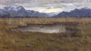 Im Harrasser Moor ⋅ um 1985 Image