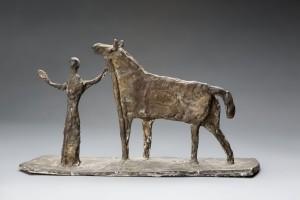 Mann mit Pferd (3. Fassung) ⋅ 1963 Image