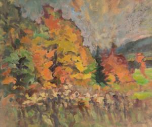 Herbst im Chiemgau Image