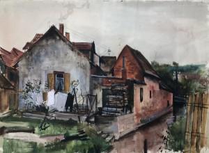 Albersweiler in der Pfalz ⋅ 1943 Image