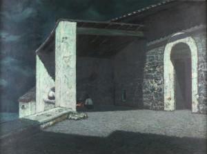 Sommernacht ⋅ 1924 Image
