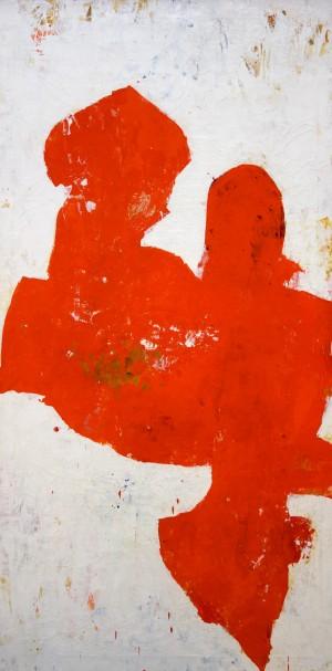 Ereignis auf weißem Grund, Variation 2 ⋅ 1962 Image