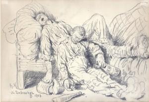 Die Einbrecher ⋅ 1903 Image