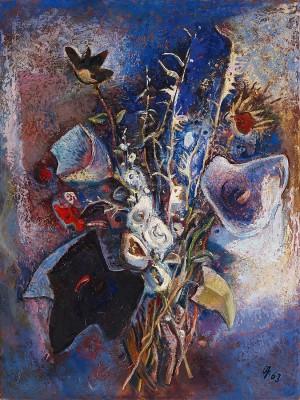 Blumenstück II ⋅ 1963 Image