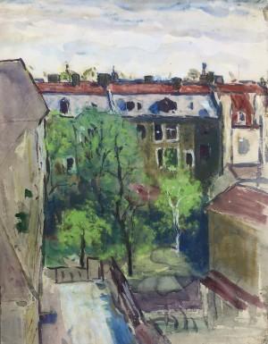 Hinterhof Image