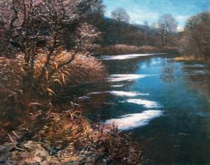 Altwasser bei Brixen ⋅ um 1897 Image