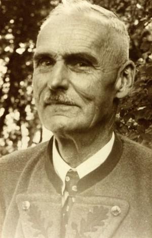 Alfred Haushofer Image