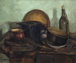 Tischstillleben ⋅ 1942 Image