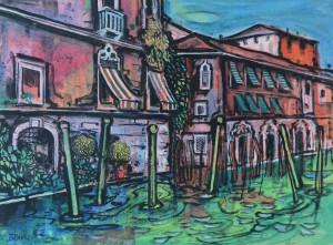 Aus Venedig ⋅ um 1980 Image