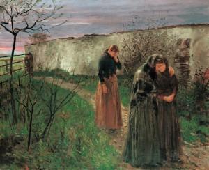 Ostermorgen ⋅ 1891 Image