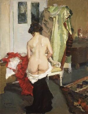 Der rote Domino ⋅ 1910 Image