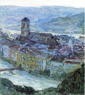 Wasserburg am Inn ⋅ um 1930 Image