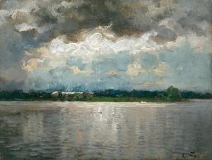 Herreninsel ⋅ um 1884 Image