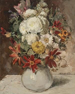Blumenstrauß ⋅ um 1925 Image