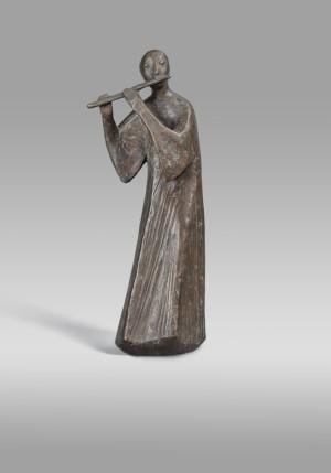 Flötenspiel (stehend) ⋅ 1981 Image