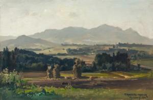 Bei Hirnsberg am Simssee ⋅ 1934 Image