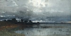 Abendlicht ⋅ um 1890 Image