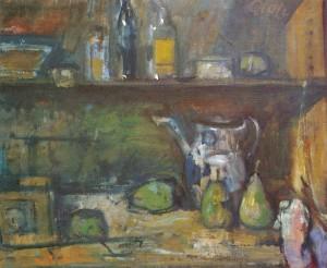 Atelierstillleben ⋅ um 1965 Image