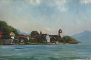 Fraueninsel ⋅ um 1930 Image