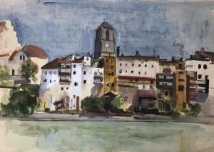 Wasserburg am Inn - Innfront Image