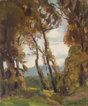 Herbst ⋅ um 1925 Image