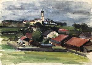 Schondorf am Ammersee ⋅ um 1938 Image