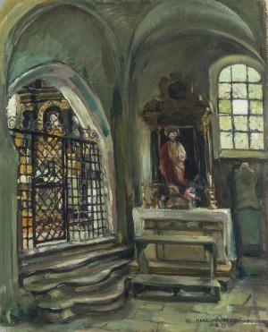 Im Münster Frauenchiemsee ⋅ 1915 Image