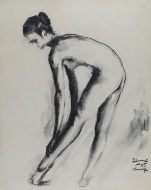 Balletttänzerin (Teneriffa) ⋅ 1985 Image