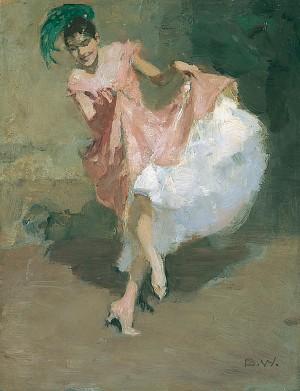 Tänzerin ⋅ um 1940 Image