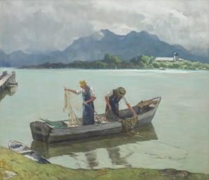 Chiemseefischer ⋅ 1937 Image