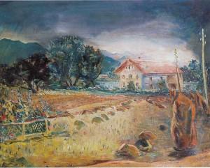 """Die """"Bax"""" in Feldwies ⋅ 1933 Image"""